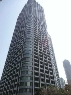 東京ツインパークスレフトウイングの外観