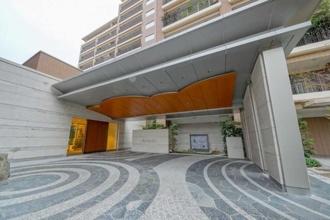 広尾ガーデンフォレスト椿レジデンス H棟の外観