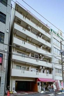東海西神田マンションの外観