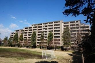 武蔵野フィールド・レジデンスの外観