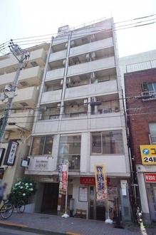 花川戸マンションの外観