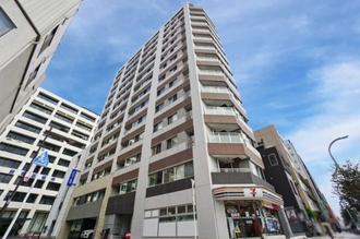 ザ・パークハウス上野浅草通りの外観