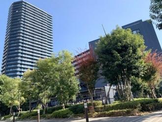 シティタワーさいたま新都心の外観