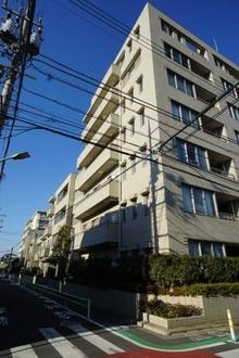多摩川ガーデンハウスの外観