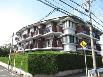 集合邸宅八事本町の外観