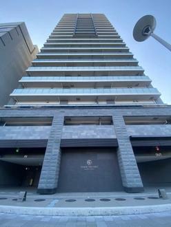 タワー・ザ・ファースト名古屋栄の外観