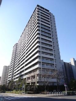 東京フロンティアシティ アーバンフォートイーストブロックの外観