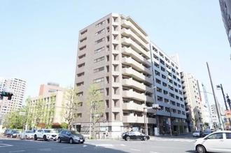 プレジャー・ガーデン横浜関内の外観