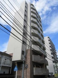 スタジオデン横浜吉野町の外観