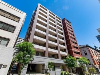 ウエリス横濱日本大通りの外観