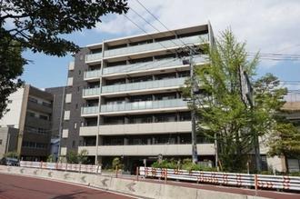 デュオステージ横濱赤門通りの外観