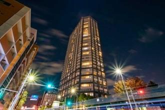 THE CENTER TOKYO ザ・センター東京の外観