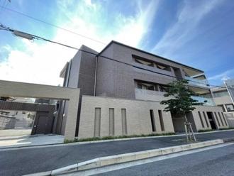 京都市北区小山南上総町66番地の外観