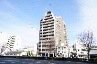グラン・シティオ京都四条の外観