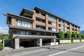 ロジュマン京都国際会館の外観