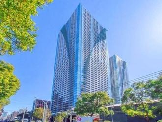 THE TOKYO TOWERS 東京タワーズMIDの外観