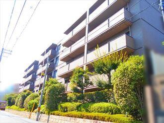 レジオン帝塚山緑彩館の外観