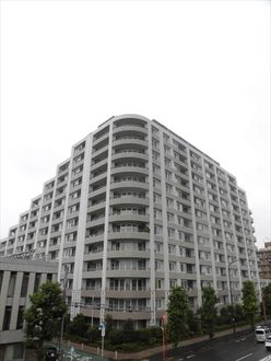 D'グラフォート世田谷芦花公園の外観