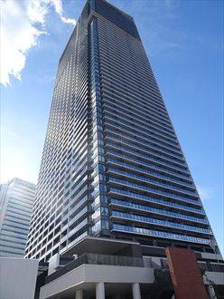 ザ・タワー横浜北仲の外観