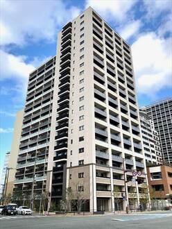 ザ・パークハウス赤坂タワーレジデンスの外観