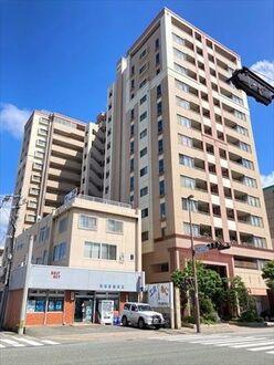 エイルマンション博多駅東の外観