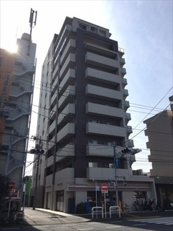 グローベル ザ・スクエア東高円寺の外観