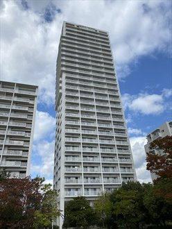 アーバンビュー渚ガーデン・タワーヴィレッジ二番館の外観