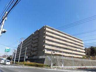 メゾン横浜能見台IIの外観