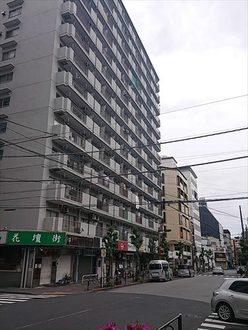 錦糸町ハイタウンの外観