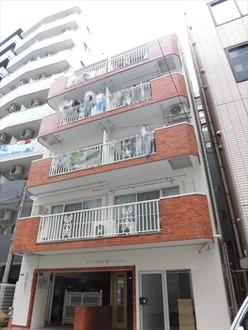ワコー東日本橋マンションの外観