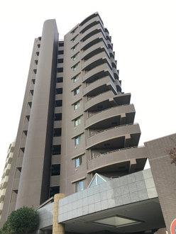 ディオレ西新宿の外観