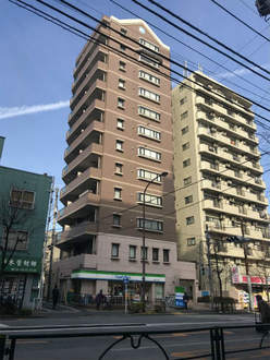 ヴィア・シテラ・東京の外観