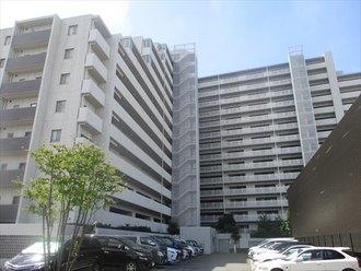 東京アクアガーデンの外観