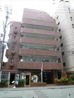皐月マンシヨン博多の外観