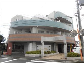 ビッグヴァン横濱和泉町の外観