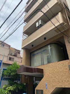 ライオンズマンション神戸元町通の外観
