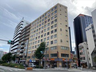 チサンマンション名古屋の外観