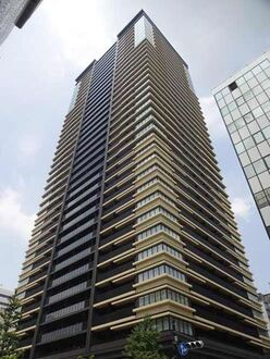 MJR堺筋本町タワーの外観