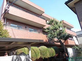 三旺マンション第5覚王山の外観