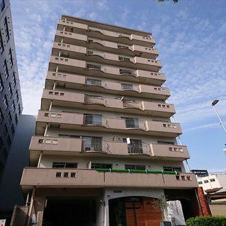 大須土方ドリームマンションの外観