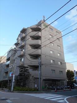 キャッスルシティ井荻駅前の外観
