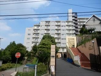 横浜山手ガーデニアの外観