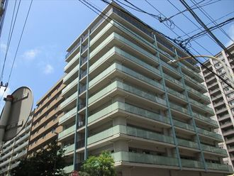パークホームズ横濱磯子の外観