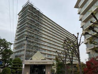 ファミール北大阪リバーサイドの外観
