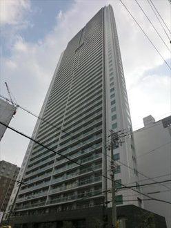シティタワー大阪の外観