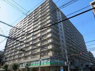 プライムハイツ新大阪の外観
