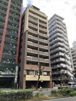 ラグーン新大阪シティライフIの外観