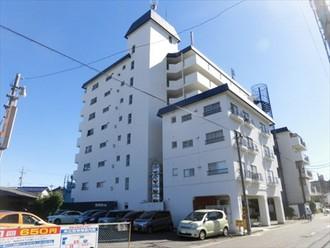 セブンスターマンション第2春日井の外観