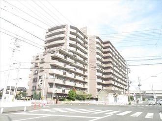 宝マンション太田川の外観