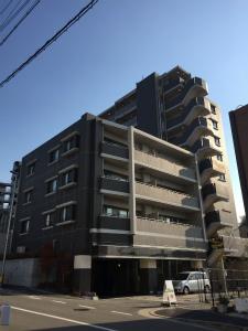 千里桃山台ヒルサイドテラスの外観